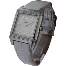 Jaeger-LeCoultre Jaeger - Lady's Reverso Squadra in Steel...