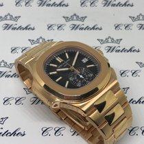 Patek Philippe Nautilus Chrono Rose Gold 5980/1r