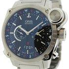 Oris BC4 Flight Timer GMT Watch 690-7615-4154MB
