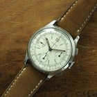 Rolex Chronograph Ref 3335 White Radium Dial with 3 Registers