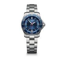 Victorinox Swiss Army Maverick Mechanical Lady blue dial and...