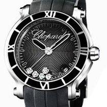 Chopard Happy Sport Medium Ladies Quartz in Steel
