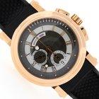 Breguet Marine Chronograph Rose Gold Mens Watch 5827BR/Z2/5ZU