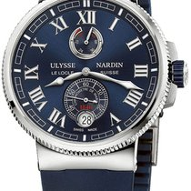 Ulysse Nardin Marine Chronometer Manufacture 1183-126-3.43