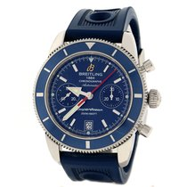 Breitling SuperOcean Heritage Chronograph Steel Watch A23370