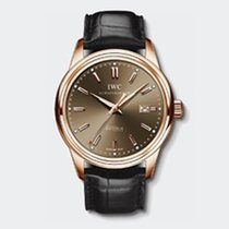 IWC Ingenieur Automatic Hong Kong Flagship in Rose Gold
