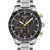Tissot PRS 516 Quartz Chronograph Black Dial 42mm G