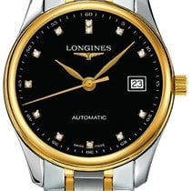 Longines Master Automatic 36mm L2.518.5.57.7