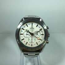 Omega Broad Arrow  Chronógrafo Co-Axial GMT
