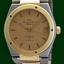 IWC Ingenieur SL Automatic Date 18k Gold Steel