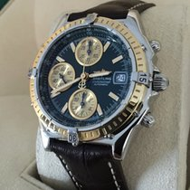 Breitling Chronomat GT Gold Steel Racing Dial 39 mm (1998)