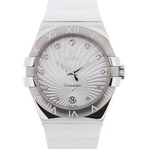 Omega Constellation 35 Quartz Rubber