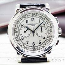 Patek Philippe 5070G 5070 White Gold Chronograph (24929)