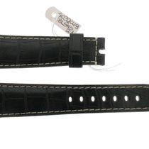 Breguet Leather Alligator Black Strap 22/17