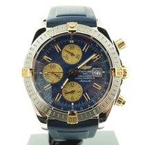 Breitling Chronomat Evolution Stahl/Gold- full set B13356