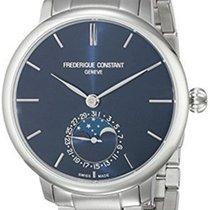 Frederique Constant Slimline Moonphase Automatic Mens Watch...