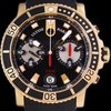 Ulysse Nardin Maxi Marine Diver Chronograph Rose Gold