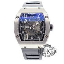 Richard Mille RM005 AE Ti  | Titanium with Rubber Strap - RM 05 5