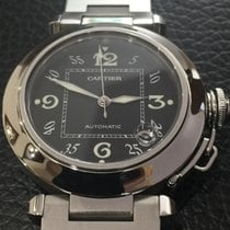 Cartier Pasha C 35mm in stainless steel
