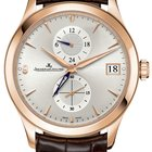 Jaeger-LeCoultre Master DualTime Mens Watch