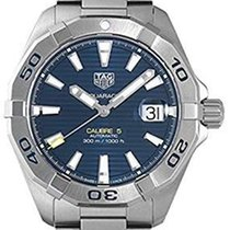 TAG Heuer Aquaracer Calibre 5 Automatik 40,5mm Ref. WAY2112.BA...