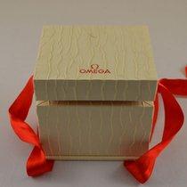 Omega Uhrenbox Watch Box Case Rare Geschenk Holz