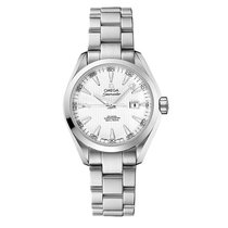 Omega Seamaster Aqua terra Automatic Date Ladies watch...