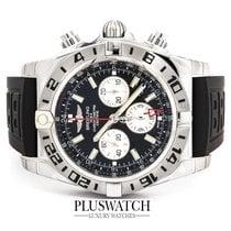 Breitling Chronomat GMT Black Dial 47mm AB0413B9BD17154S