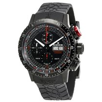Edox Chronorally-1 Chronograph Automatic Men's Watch