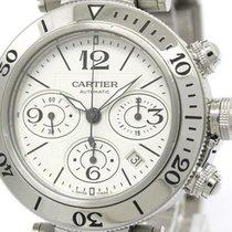 Cartier Pasha Seatimer Chronograph Automatic Watch W31089m7...