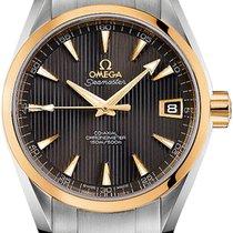 Omega Aqua Terra Automatic Chronometer 38.5mm 231.20.39.21.06.004