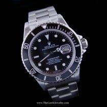 Rolex Submariner Black on Black