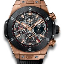 Hublot Big Bang 45 Mm Unico Calendario Perpetuo, Cronografo