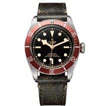帝陀 (Tudor) TUDOR Black Bay Heritage 79230R Leather NEW MODEL