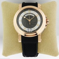 Breguet 5817br Marine Automatic Big Date 18kt Rose Gold...