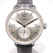 Bell & Ross Argentium silver dial Exposition model  Full set