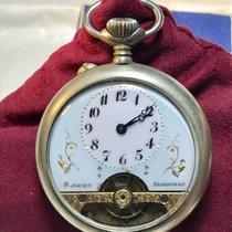 Hebdomas Charging 8 days Hebdomas pocket watch