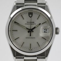 "Tudor ""Prince Oyster Date Quartz"" Steel case by Rolex"