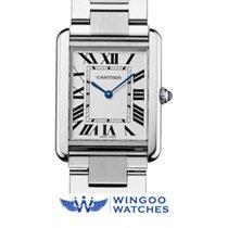 Cartier TANK SOLO GRANDE Ref. W5200014