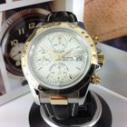 Tudor Oyster Prince Date Chronograph 79263 18k Gold/Steel...