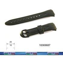 Casio Cinturino in gomma Casio 16mm serie DB cod.10069687