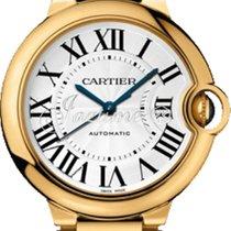 Cartier W69003Z2 BALLON BLEU DE 36mm YELLOW GOLD 2016
