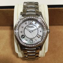 Ebel X1 steel with Diamonds on Case | Special price 40% Discount