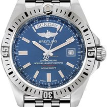 Breitling Galactic 44  incl 19% MWST