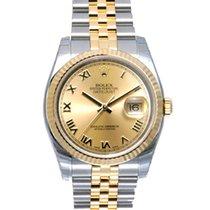 Rolex [NEW] 36mm DateJust 116233CHR (List Price: HK$78,500)