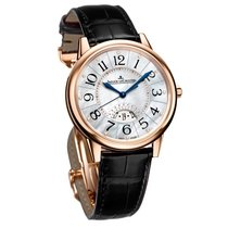 Jaeger-LeCoultre [NEW] Rendez-Vous White Dial Pink Gold Ladies...