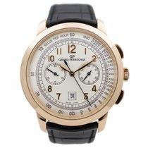 Girard Perregaux 1966 Silver Dial Chronograph