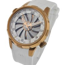 Perrelet A1089/2 Turbine Yacht Mens 47mm Automatic in Bronze...