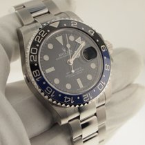 Rolex GMT-Master II Black and Blue 116710BLNR