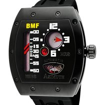 Azimuth Gauge Mecha-1 Pvd Case Bmf Watch Eta Auto Retro...